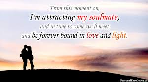 Affirmation Challenge Day 10 Love Im Attracting My Soulmate