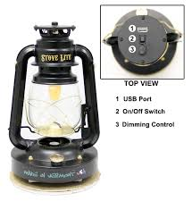 stove lite. stove lite - a lantern powered by the heat of your stove. cerebral-overload