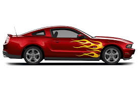 car with flames clipart. Exellent Flames Car Clipart Flame New Ford Website Allows In With Flames Clipart H