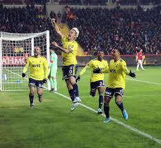 MAÇ SONUCU   Gaziantep FK 0-2 Fenerbahçe – Spor Haberleri