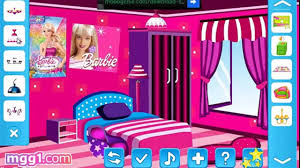 barbie room decoration game games for girls an boys cartoons and