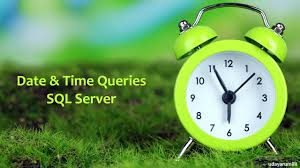 sql server date and time related interview questions