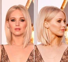 Image result for lob hair straight