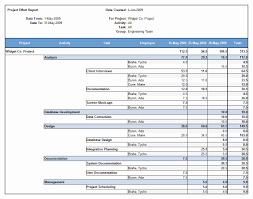Excel Template Project Tracker Of Project Expense Tracking