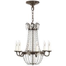 petite paris flea market chandelier in sheffield