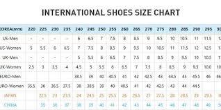 Fila Shoe Size Chart Fila Shoe Size Chart Korea Best Picture Of Chart Anyimage Org