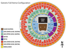 State Farm Center Seating Chart Garth
