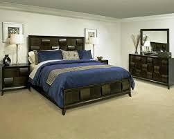 image of modern wood bedroom furniture sets