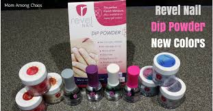 Mom Among Chaos Revel Nail Dip Powder New Colors