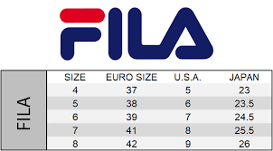 Fila Shoe Size Chart White Womens Disruptor Ii Lace Up Trainer 4