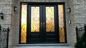 8 ft front doors double front doors image of 8 ft fiberglass double entry doors double