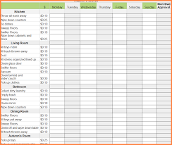 29 Images Of Monthly Chore Chart Template Leseriail Com