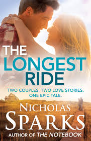 nicholas sparks the longest ride international editions