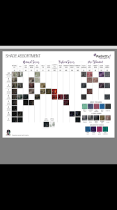 Guy Tang Color Chart Mydentity Colour Chart In 2019 Hair Color Long Hair