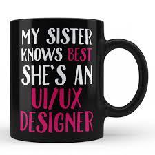 Designer Gifts Amazon Com Best Ui Ux Designer Mug Ui Ux Designer Gifts