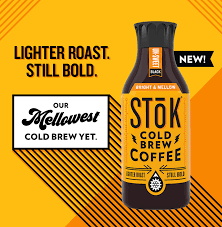 But when you taste stok, you taste coffee. Stōk Cold Brew Coffee