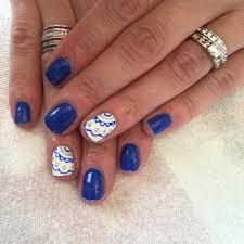 21+ Royal Blue Nail Art Designs, Ideas   Design Trends - Premium ...