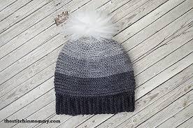 Crochet Newborn Hat Pattern Mesmerizing 48 Adorable Baby Hat Crochet Patterns