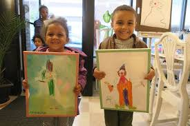 5 places in chicago to throw a kids paint party aartwerk studio