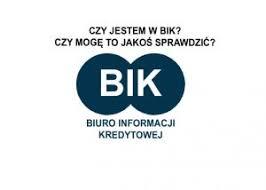 Jak sprawdzić czy jestem w bazie BIK?
