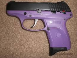 talo ltd edition ruger lc9 purple lady lilac 9mm new layaway option 3221 s