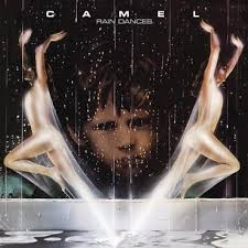<b>Camel</b> - <b>Rain Dances</b> - LP – Rough Trade
