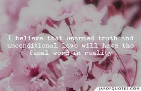 Image result for truth unarmed