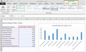 Contextual Tab In Microsoft Excel