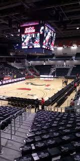 Cincinnati Bearcats Basketball Seating Chart Photos At Fifth Third Arena