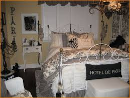 Black And White Paris Bedroom Decor   Google Search