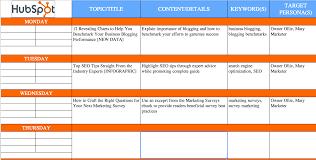 All About Content Calendar Reference Newsletter Production Schedule ...
