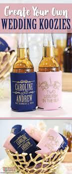 best 25 wedding koozies ideas on pinterest personalized wedding Wedding Wine Koozies create your own wedding koozies with our easy online design tool! we have over 800 wedding wine koozies