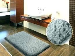 yellow bathroom rug set gray