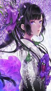 Ảnh Anime Đẹp 』 - #156 : Anime màu tím - Wattpad