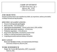 chronological resume is one of the most popular formats people use when they build their job job specific resume templates