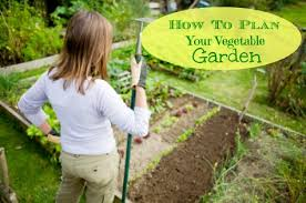 Small Picture Garden Technology How To Plan Your Vegetable Garden A