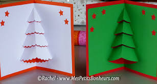 10 Minute Crafts U2013 Easy Christmas Cards Children Can Make  Le Christmas Card Craft For Children