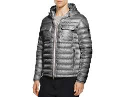 Lyst - Moncler Douret Quilted Down Jacket in Gray for Men & Gallery Adamdwight.com
