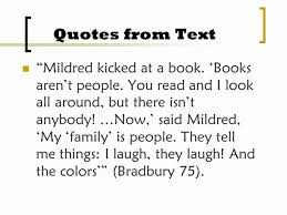 Fahrenheit 451 Quotes With Page Numbers Cool Good Quotes From Fahrenheit 48 With Page Numbers Archives
