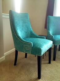 turquoise upholstered dining chair blue dining room chairs turquoise dining room chair cushions