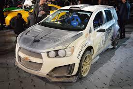 Transformers Chevrolet Sonic RS: SEMA 2013 Photo Gallery - Autoblog