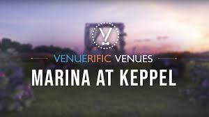 Marina Hildebrand Design Marina At Keppel Venue Singapore Hidden Gem