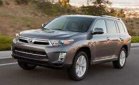 2011 Toyota Highlander Hybrid Road Test | Review | Car and Driver