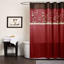 Brown Bathroom Accessories Brown Shower Curtain Sets