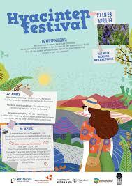 Afbeeldingsresultaat voor hyacintenfestival