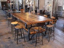 industrial kitchen table furniture.  Kitchen Furniture Prodigious Kitchen Tables Pickndecor With Regard To Industrial  Table Renovation From Industrial Kitchen Furniture R