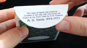 expert playing card company. Simple Card The Expert Playing Card Company  Smith No 3 Initial Review Intended