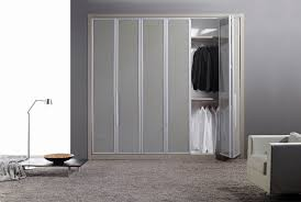 bi folding door unit