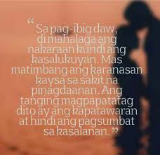 Tagalog Love Quotes For Him Simple 48 Beautiful Tagalog Love Quotes With Images