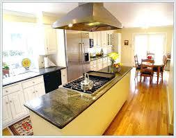 island stove top. Island Stove Kitchen Top . With Range